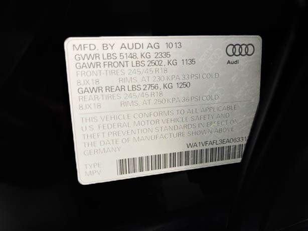 Audi allroad 2014 near me