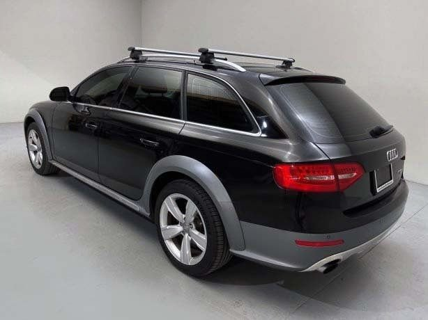 used Audi allroad