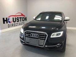 2014 Audi SQ5 3.0T Prestige