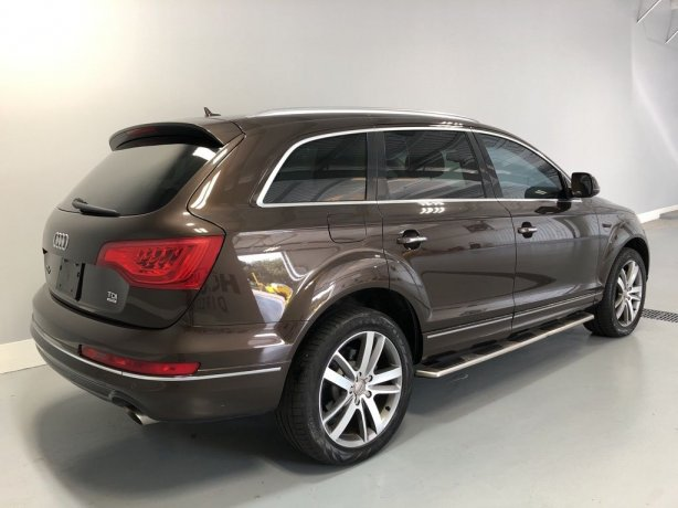 Audi Q7 for sale near me