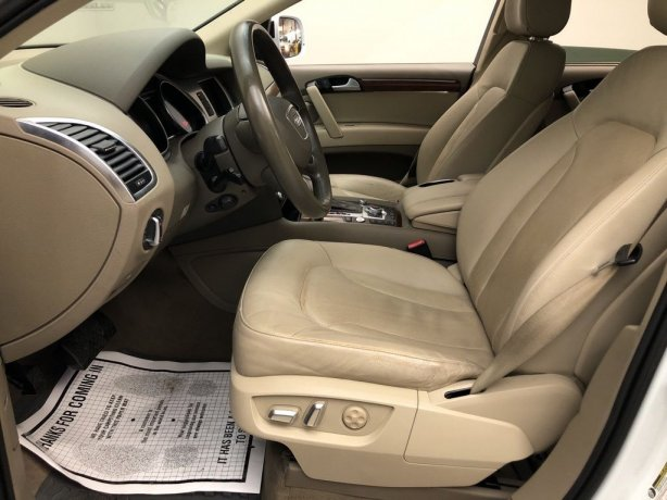 used 2013 Audi Q7 for sale Houston TX