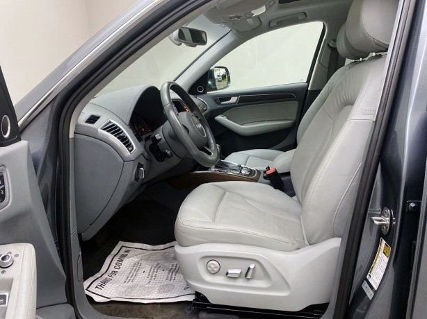 used 2015 Audi Q5 for sale Houston TX