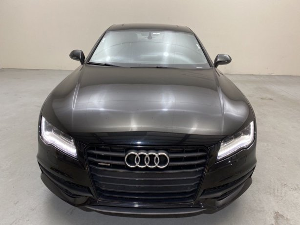 Used Audi A7 for sale in Houston TX.  We Finance!