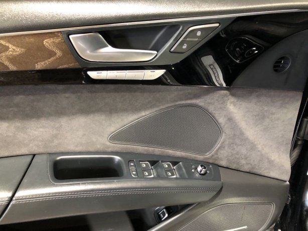 used 2016 Audi A8 for sale Houston TX