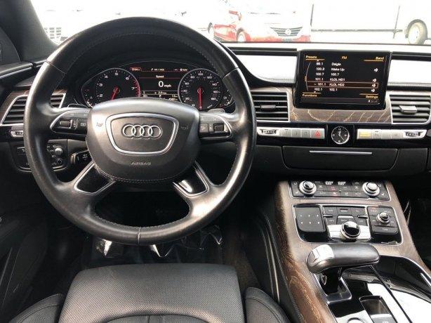 2016 Audi A8 for sale Houston TX