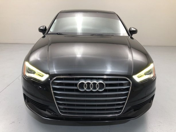 Used Audi A3 for sale in Houston TX.  We Finance!