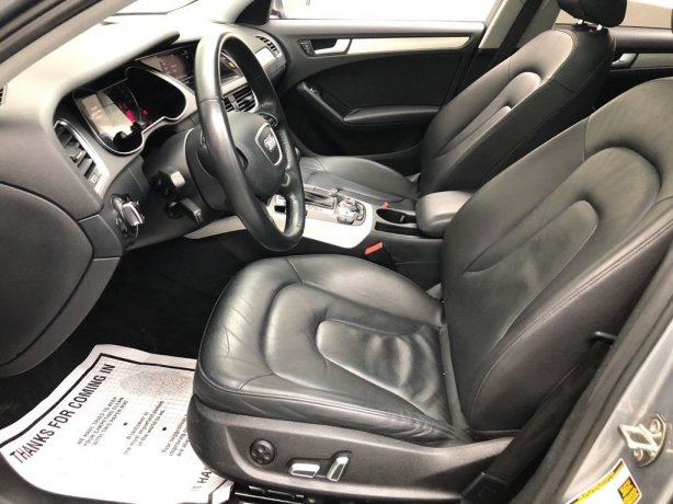 used 2015 Audi A4 for sale Houston TX