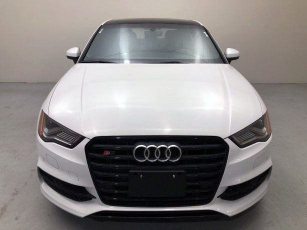 Used Audi S3 for sale in Houston TX.  We Finance!