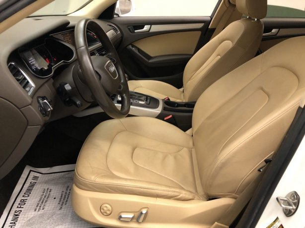 used 2014 Audi A4 for sale Houston TX