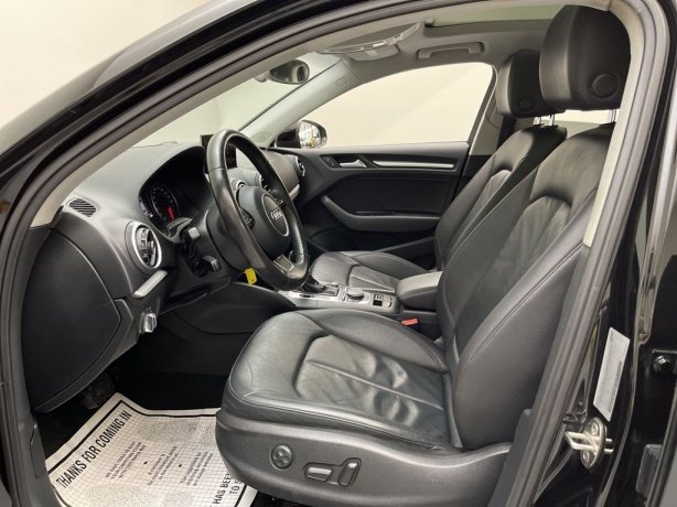used 2015 Audi A3 for sale Houston TX