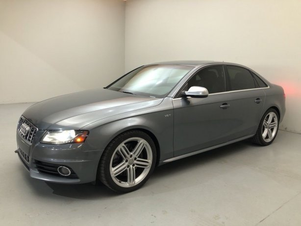 Used 2012 Audi S4 for sale in Houston TX.  We Finance!