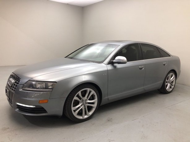 Used 2011 Audi S6 for sale in Houston TX.  We Finance!