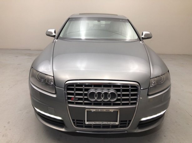 Used Audi S6 for sale in Houston TX.  We Finance!