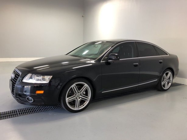 Used Audi A6 for sale in Houston TX.  We Finance!