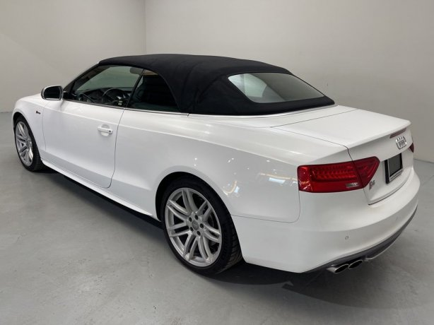 used Audi S5 for sale near me