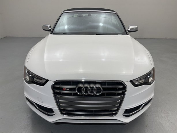Used Audi S5 for sale in Houston TX.  We Finance!