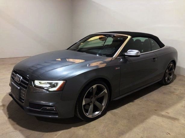 Used 2014 Audi S5 for sale in Houston TX.  We Finance!