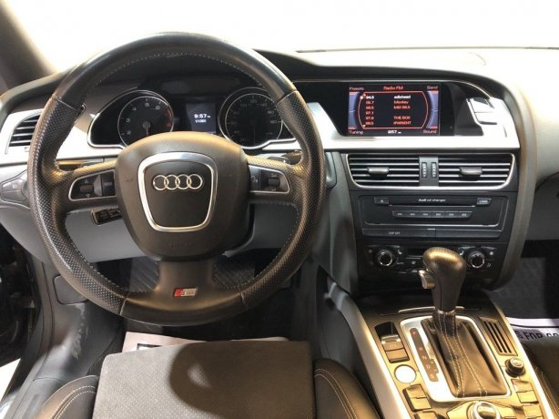 used 2009 Audi A5 for sale near me