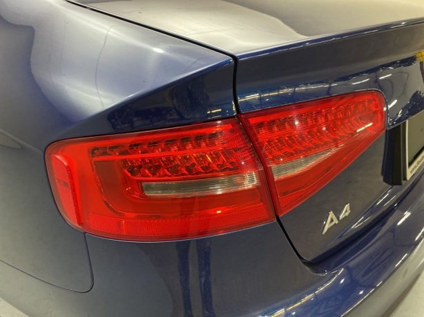 used 2015 Audi A4 for sale