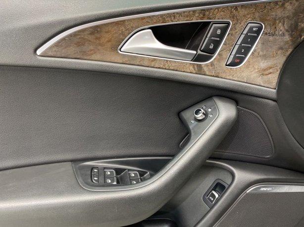 used 2017 Audi A6