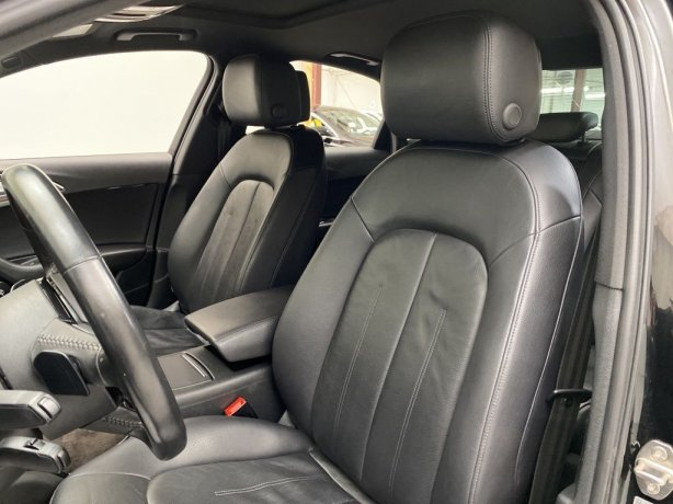 used 2017 Audi A6 for sale near me