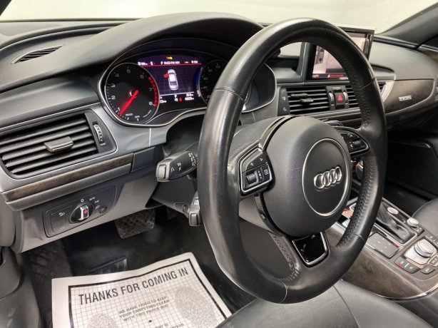 2017 Audi A6 for sale near me