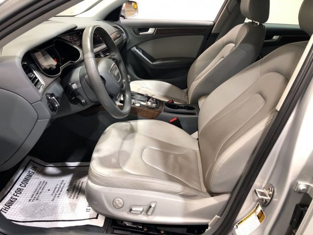 used 2013 Audi A4 for sale Houston TX