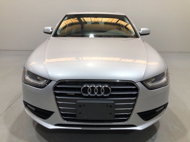 Used Audi A4 for sale in Houston TX.  We Finance!