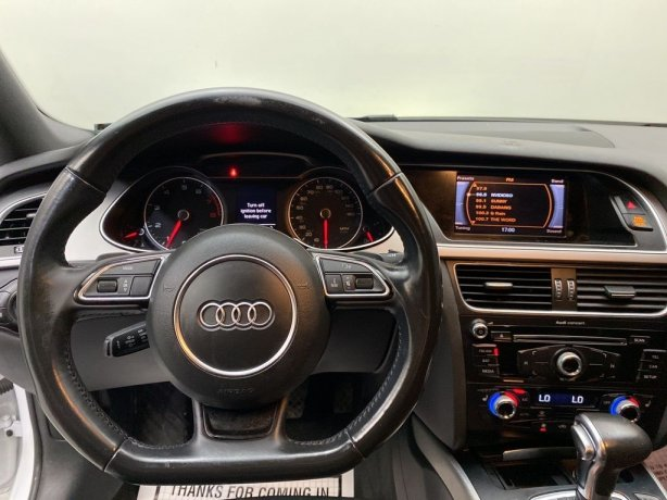 used 2015 Audi A4 for sale near me