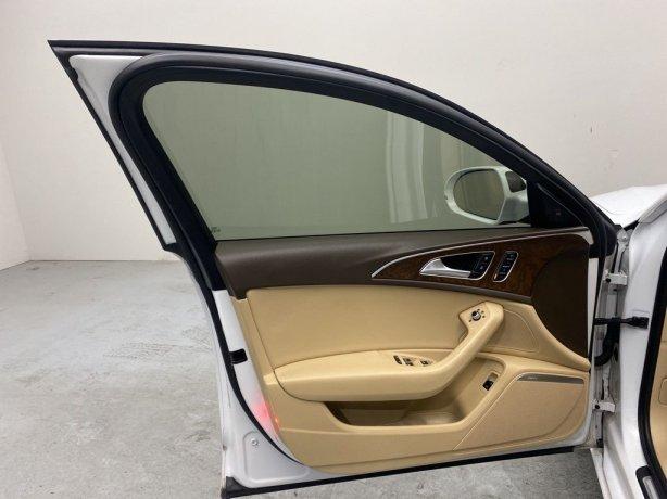 used 2014 Audi A6