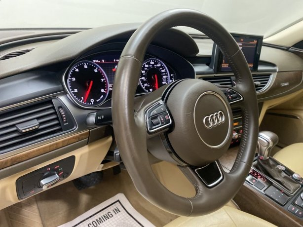 used 2014 Audi A6 for sale Houston TX
