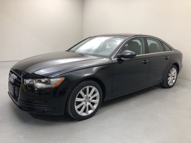 Used 2014 Audi A6 for sale in Houston TX.  We Finance!