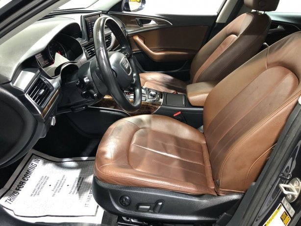 used 2013 Audi A6 for sale Houston TX