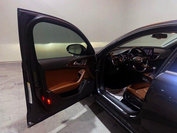 used 2013 Audi A6
