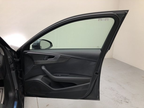used 2019 Audi A4 for sale near me