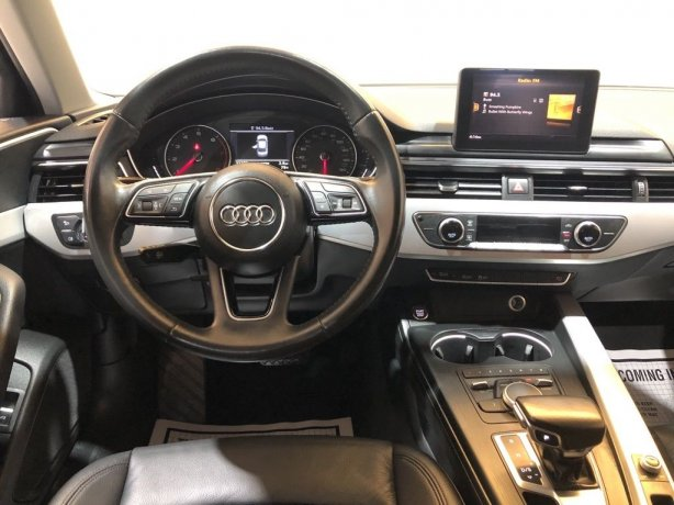 2017 Audi A4 for sale near me