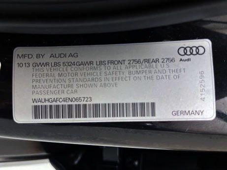 Audi A6 2014 near me