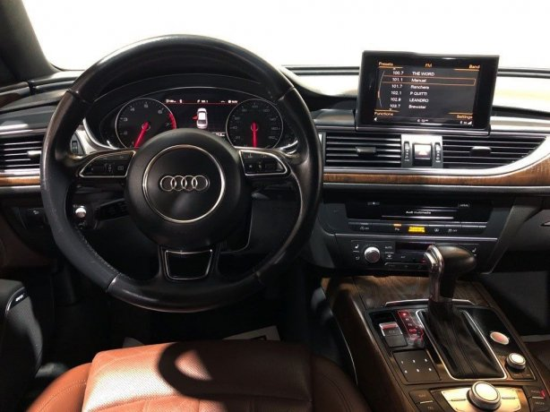 2015 Audi A6 for sale near me