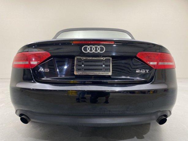 used 2011 Audi A5