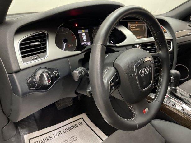 2011 Audi S4 for sale Houston TX