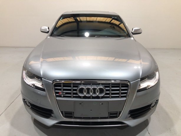 Used Audi S4 for sale in Houston TX.  We Finance!