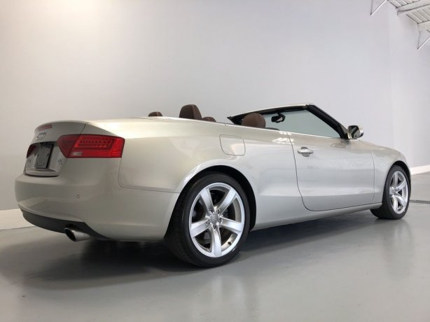 used 2013 Audi A5 for sale