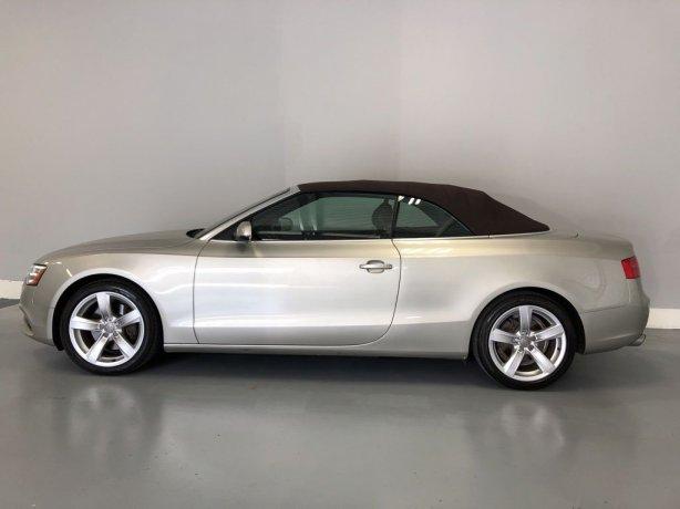 used 2013 Audi A5