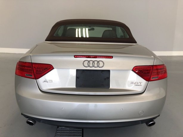 used 2013 Audi A5 for sale near me
