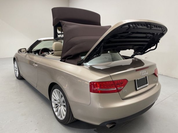 used 2011 Audi A5 for sale