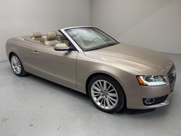 2011 Audi for sale