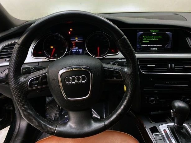 used 2012 Audi A5 for sale near me