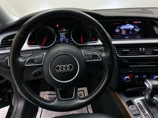 used 2016 Audi A5 for sale near me