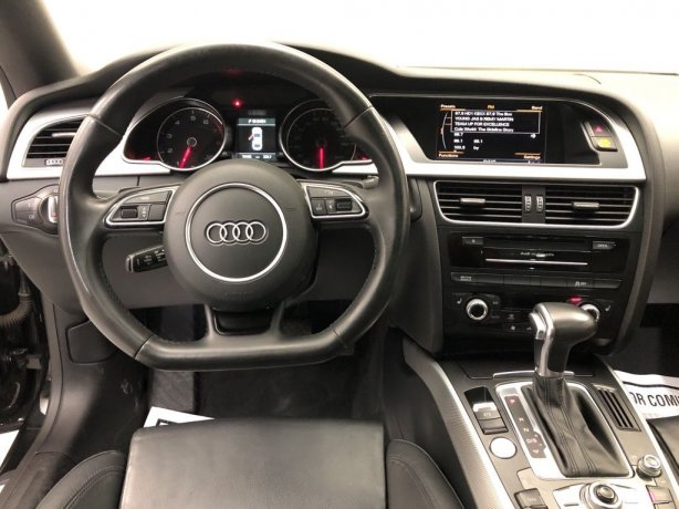 used 2015 Audi A5 for sale near me