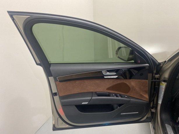 used 2014 Audi A8